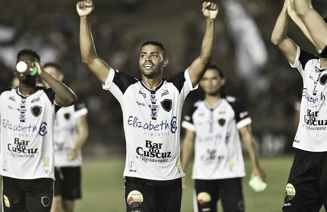 Invicto no Almeidão, Botafogo-PB decidirá a Copa do Nordeste em casa, caso seja finalista