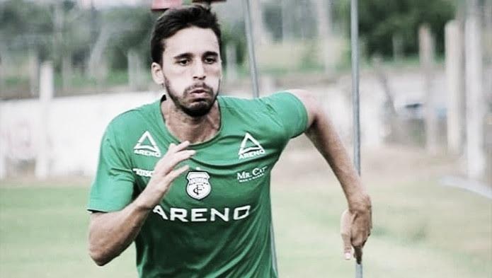 Léo Fioravanti é mais um jogador a deixar o Treze