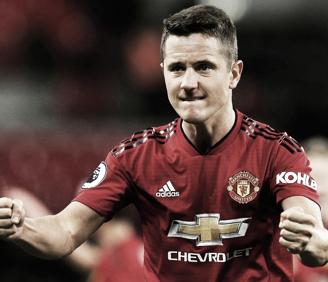 Manchester United anuncia a saída do meio-campista Ander Herrera