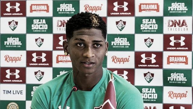 Yony González define momento no Fluminense como melhor da carreira