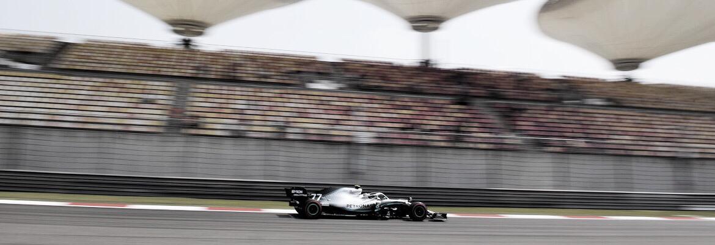 Ferrari sai na frente no primeiro, mas Bottas faz melhor tempo do segundo treino livre na China