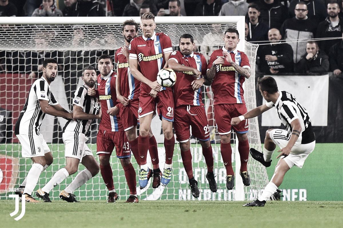 Resultado e gols de SPAL x Juventus pelo Campeonato Italiano 2019 (2-1)