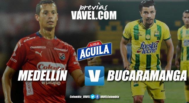 Previa Independiente Medellín vs Bucaramanga: ¡Ganar o ganar!