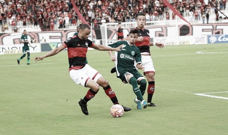 Resultado Atlético-GO 3 x 0 Goiás no Campeonato Goiano 2019