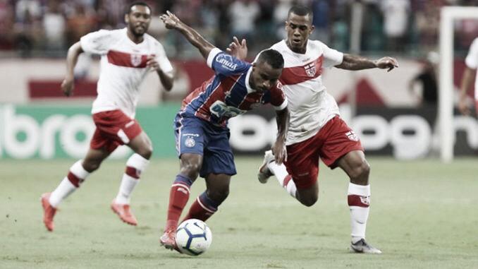 Resultado e gols de Bahia de Feira x Bahia pela final do Campeonato Baiano (1-1)
