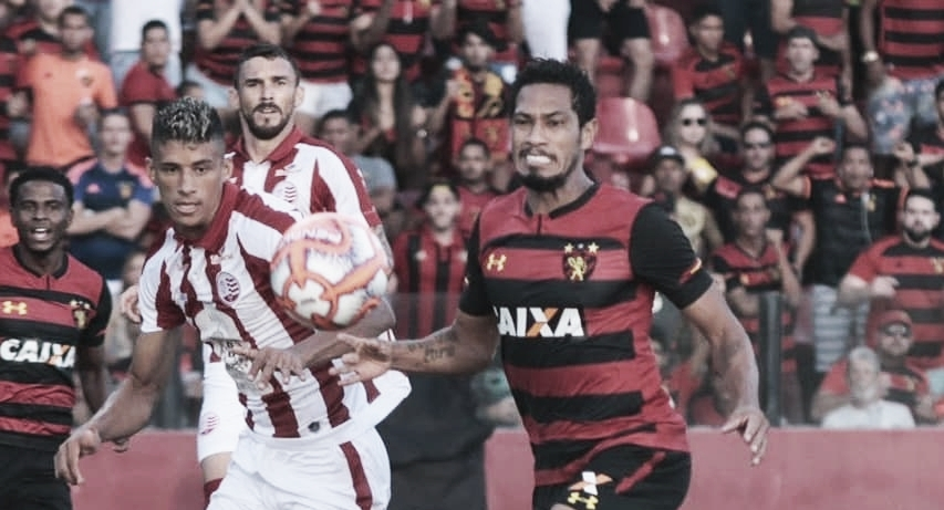 Resultado e gol Náutico x Sport pelo Campeonato Pernambucano 2019 (0-1)