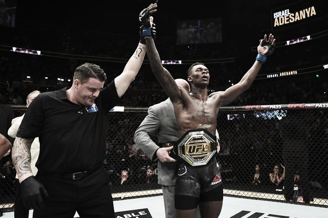 Foto: divulgação/UFC