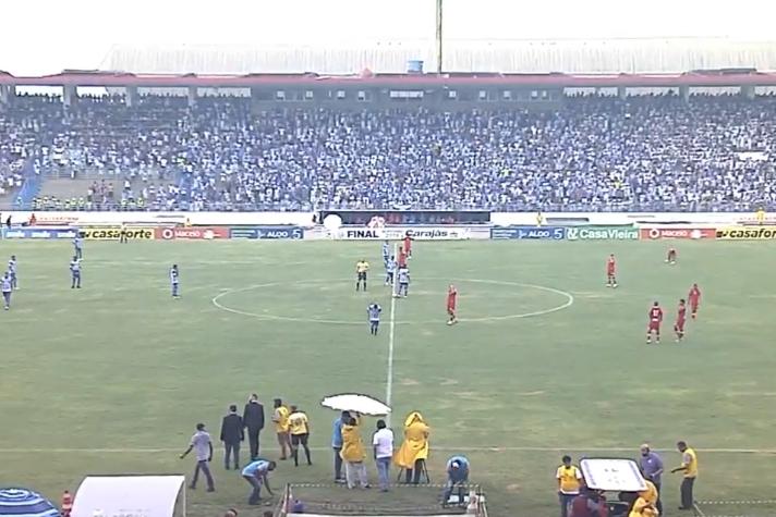 Resultado e gols CSA x CRB pelo Campeonato Alagoano 2019 (1-0)
