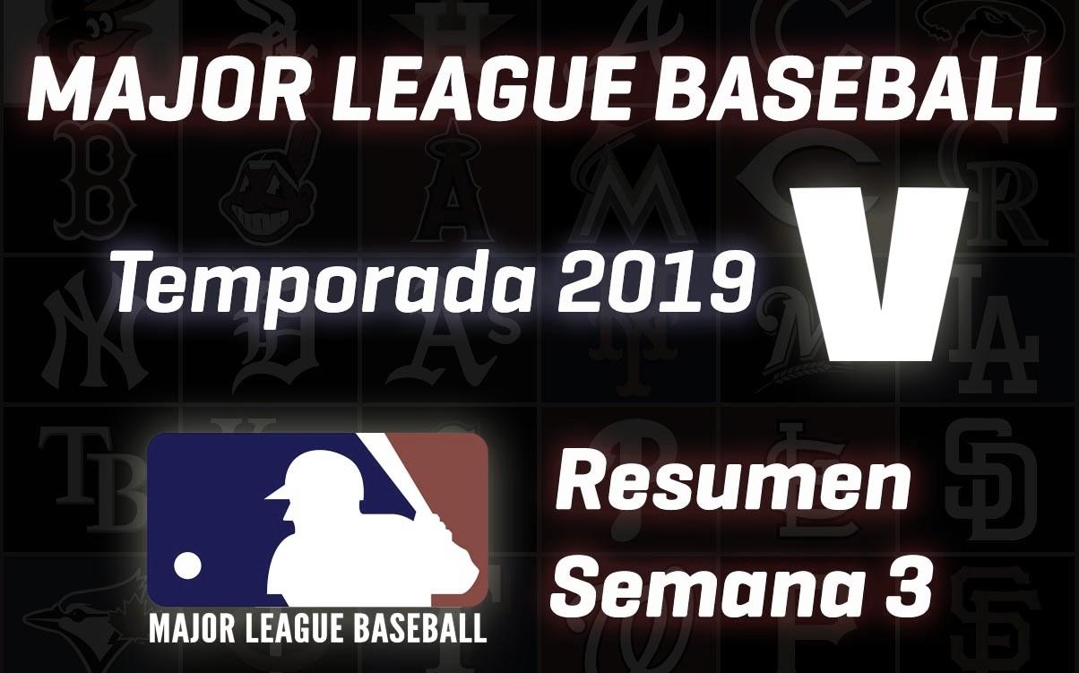 Resumen MLB, temporada 2019: Semana de victorias para Teherán y Quintana