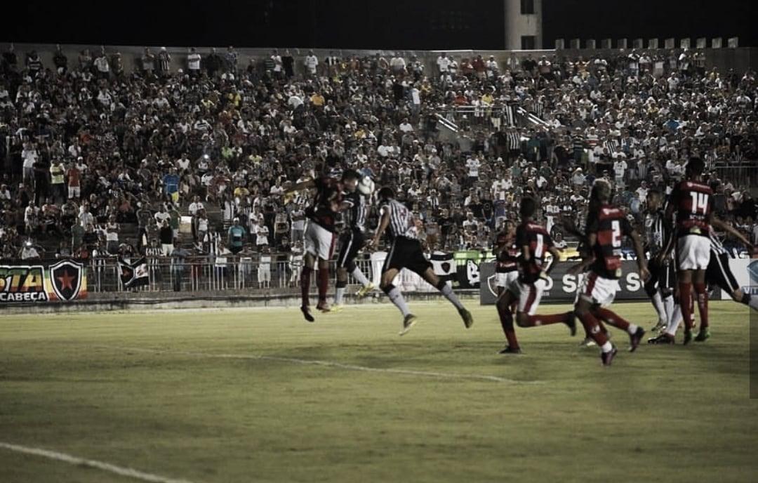 Campinense x Botafogo-PB AO VIVO no Campeonato Paraibano (1-2)