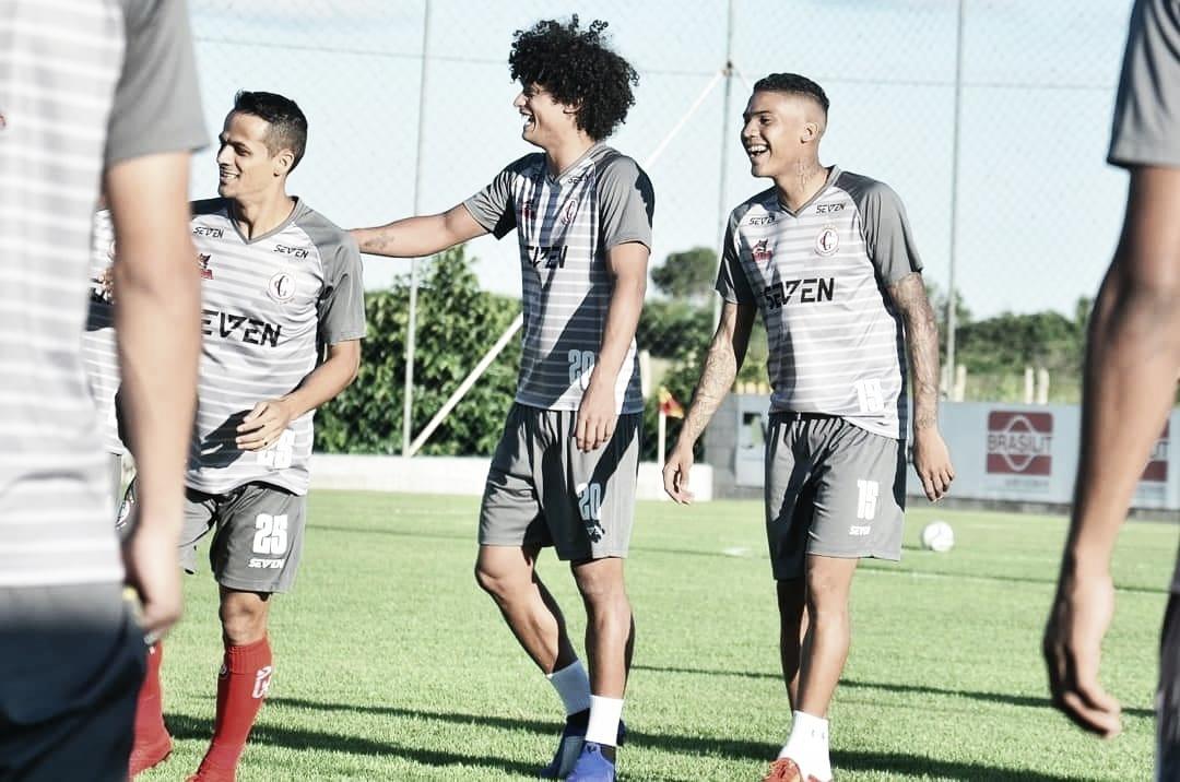 Campinense finaliza preparação para encarar o Botafogo-PB