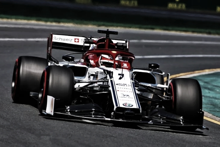 Confiabilidade do motor de Raikkonen preocupou chefe da Alfa Romeo na China