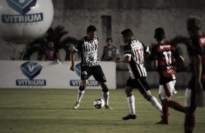 Campinense e Botafogo-PB se enfrentam no primeira final do Paraibano