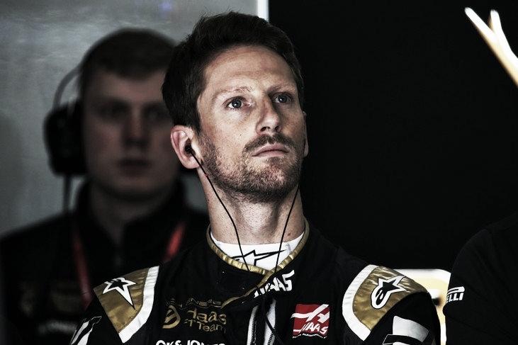 """Grosjean revela alerta com seu carro na semana do GP da China: """"Estava um pouco preocupado"""""""