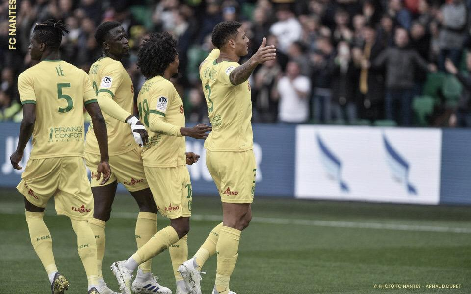 Resultado e gols de Nantes x PSG pelo Campeonato Francês (3-2)