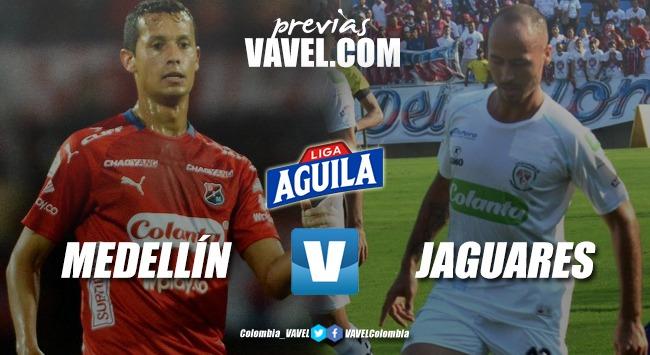 Previa Independiente Medellín vs Jaguares de Córdoba: tres puntos necesarios para entrar a los ocho