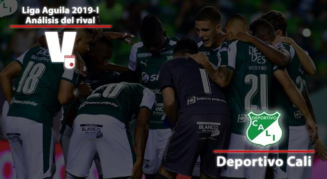 Independiente Santa Fe, análisis del rival: Deportivo Cali