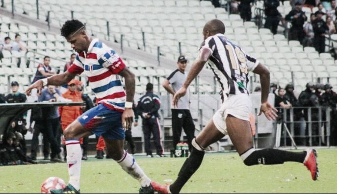 Resultado e gols de Ceará 0 x 1 Fortaleza pela final do Campeonato Cearense