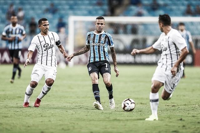 Resultado Libertad 0 x 2 Grêmio na Copa Libertadores