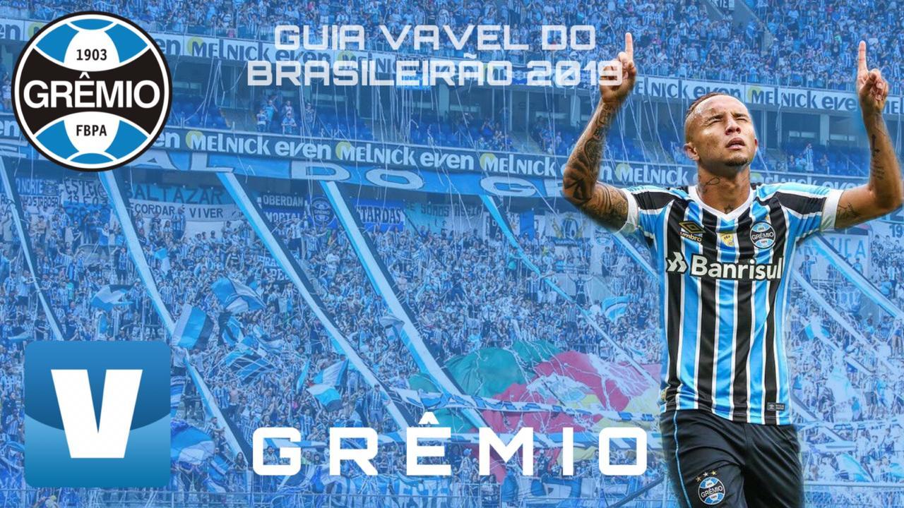 Guia VAVEL do Brasileirão 2019: Grêmio