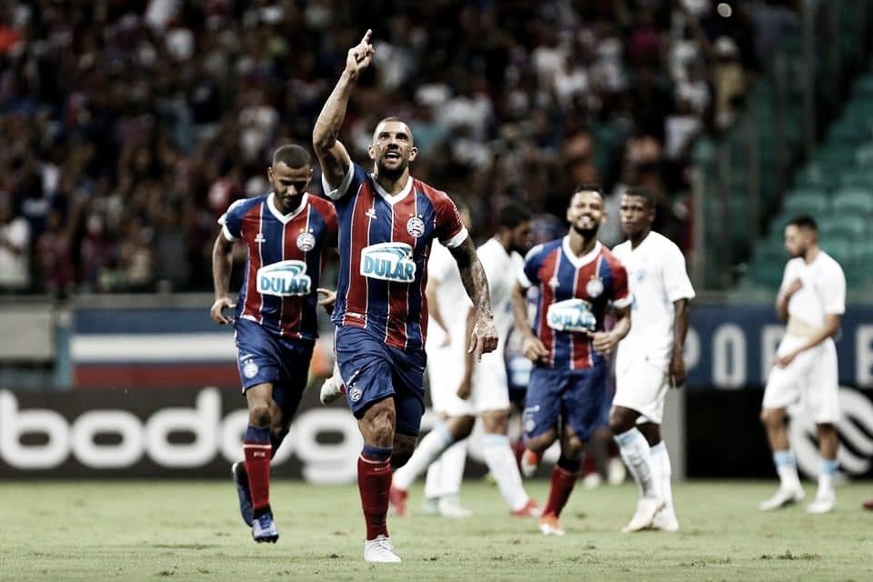 Resultado e gols Londrina x Bahia pela Copa do Brasil 2019 (2-1)