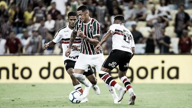 Resultado Santa Cruz 2 (2) x (3) 0 Fluminense na Copa do Brasil 2019