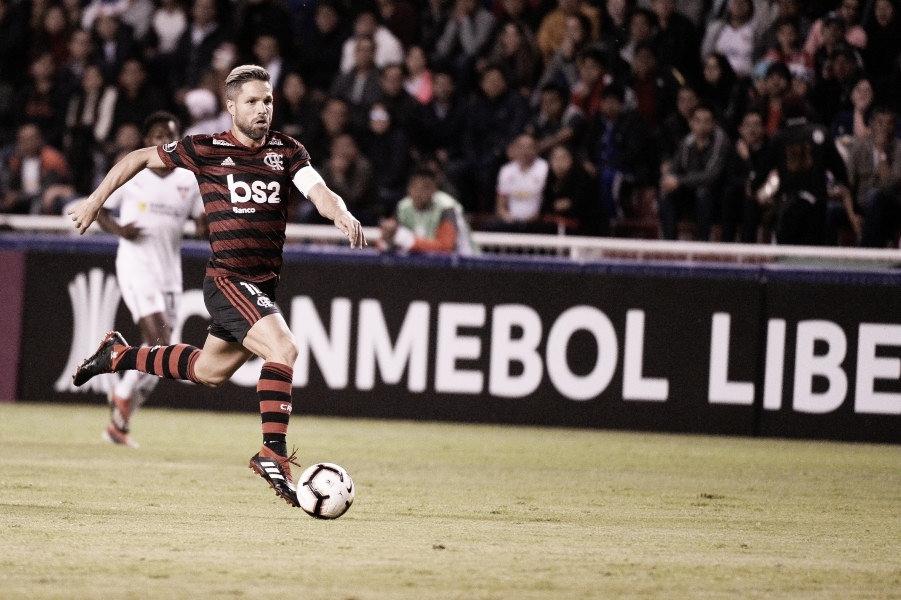 """""""Poderíamos ter feito muito melhor hoje"""", autocritica Diego após derrota para LDU"""