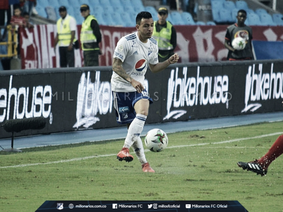 Santiago Montoya se pierde los duelos frente a Tigres y Junior