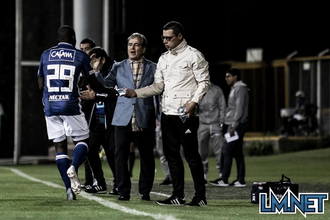 Puntuaciones de los jugadores de Millonarios juego correspondiente a la quinta fecha de Copa
