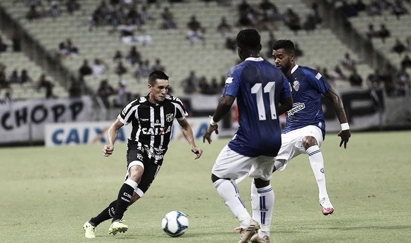 Resultado Ceará x CSA AO VIVO hoje pelo Campeonato Brasileiro 2019 (4-0)