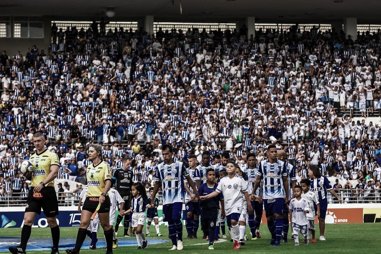 Em busca de reabilitação no Campeonato Brasileiro, CSA recebe Palmeiras no Rei Pelé