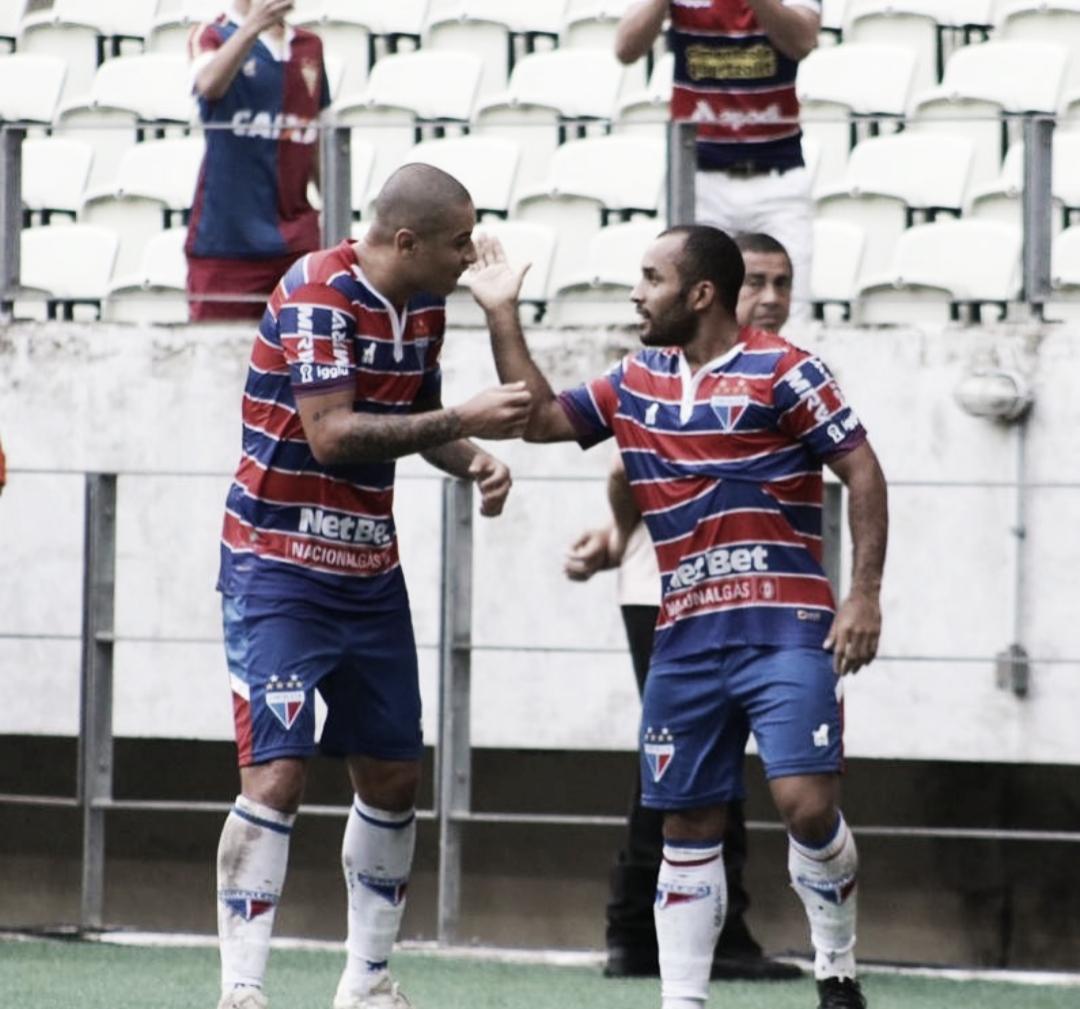 Buscando a primeira vitória, Fortaleza recebe o Athletico na Arena Castelão