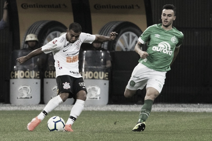 Resultado Corinthians 1 x 0 Chapecoense no Campeonato Brasileiro 2019