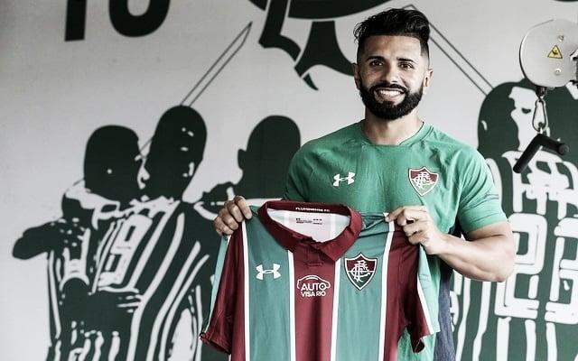 """Fluminense acerta contratação do atacante Guilherme: """"Extremamente motivado"""""""
