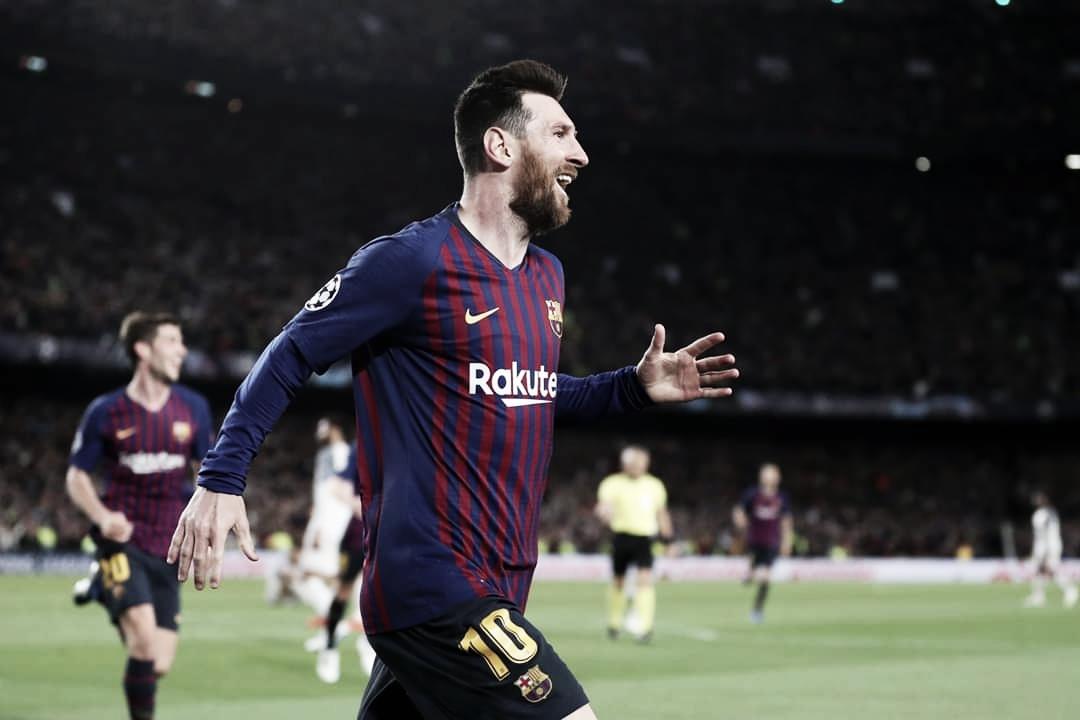 Show de Messi! Barcelona vence Liverpool e encaminha classificação à final da UCL