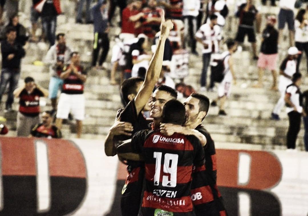 De virada, Campinense bate o Náutico e abre vantagem pela vaga na Copa do Nordeste 2020