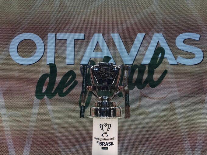 Tem clássico nacional! CBF sorteia oitavas de final da Copa do Brasil
