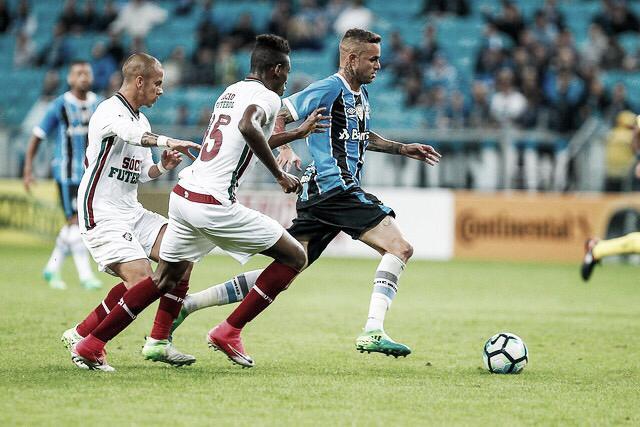 Com time alternativo, Grêmio recebe Fluminense pela terceira rodada do Brasileirão