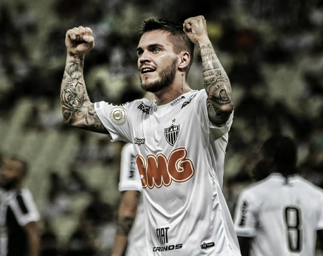 Atlético-MG vence Ceará de virada e permanece invicto no Campeonato Brasileiro
