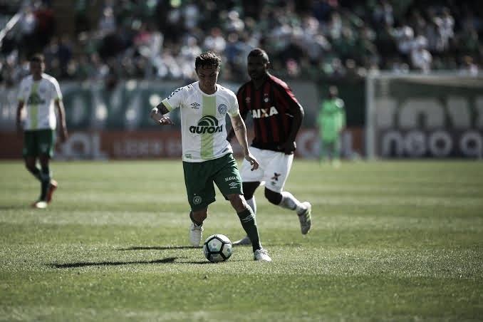 Resultado Chapecoense 1 x 1 Athletico-PR pelo Brasileirão 2019