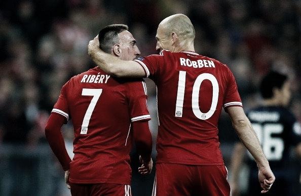 Fim de uma Era! Ribéry faz como Robben e sai do Bayern ao final da temporada