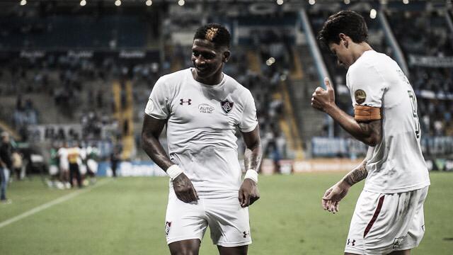 Nove gols, viradas e emoção: Fluminense bate Grêmio em Porto Alegre pelo Brasileiro