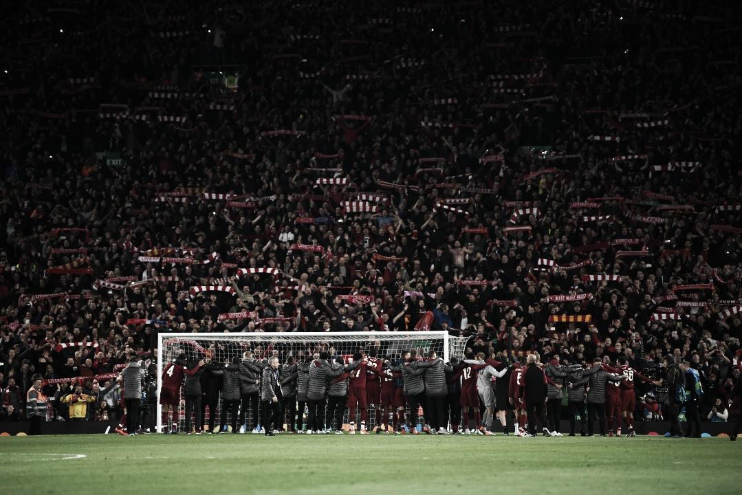 You'll never walk alone! Liverpool reverte vantagem, goleia Barcelona e está na final da UCL