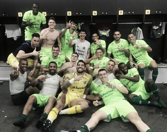 Juventude bate Vila Nova nos pênaltis e se classifica para próxima fase da Copa do Brasil