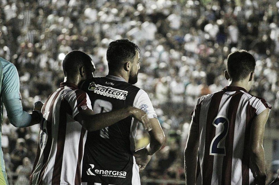 Duelo inédito: Botafogo-PB e Náutico se enfrentam em semifinal da Copa do Nordeste