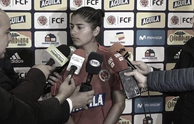 """Catalina Usme: """"Es una selección en crecimiento y con mucho futuro"""""""