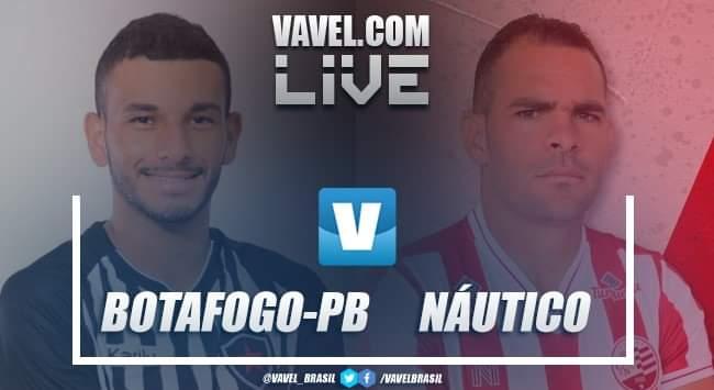 Resultado e gols Botafogo-PB x Náutico pela semifinal da Copa do Nordeste 2019 (2-1)