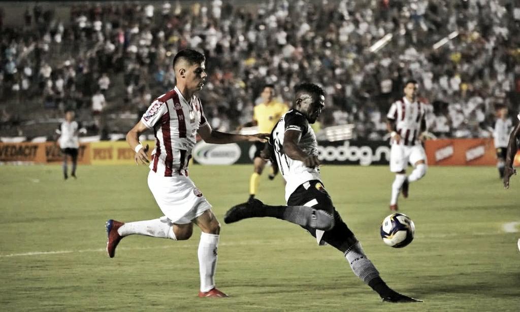 Botafogo-PB vence Náutico e chega pela primeira vez à final da Copa do Nordeste