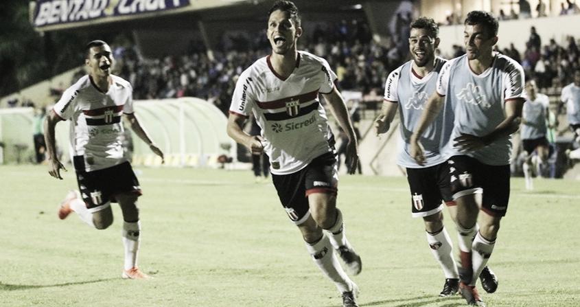 Botafogo-SP vence São Bento fora de casa e segue 100% na série B