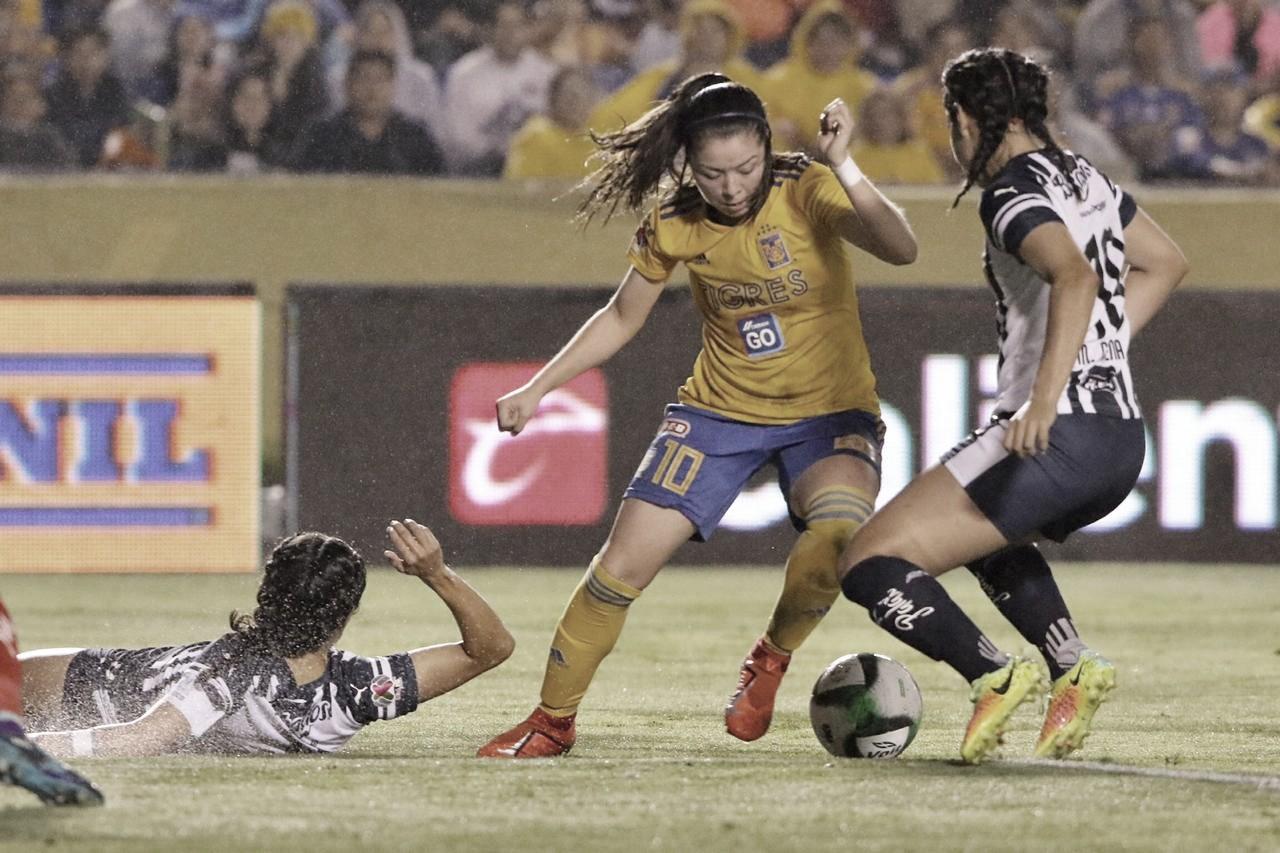 La moneda está en el aire; empate entre Tigres y Rayadas